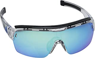 Unisex-Adult Zonyk Aero Pro S ad05 75 1100 000S Shield Sunglasses, crystal shiny, 68 mm