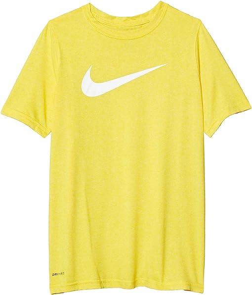 Speed Yellow/Heather/White