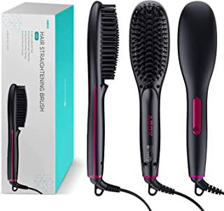 bunglon brush straightener