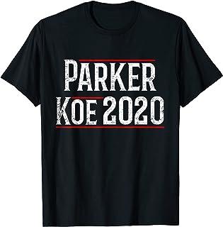 Parker-Koe-2020 vintage Maglietta