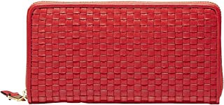 Cole Haan Women's Zoe Woven Continental Wallet