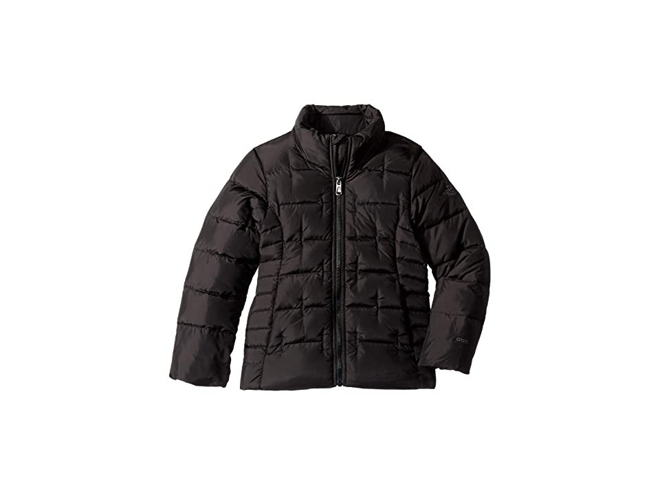 The North Face Kids Aconcagua Down Jacket (Little Kids/Big Kids) (TNF Black 2) Girl