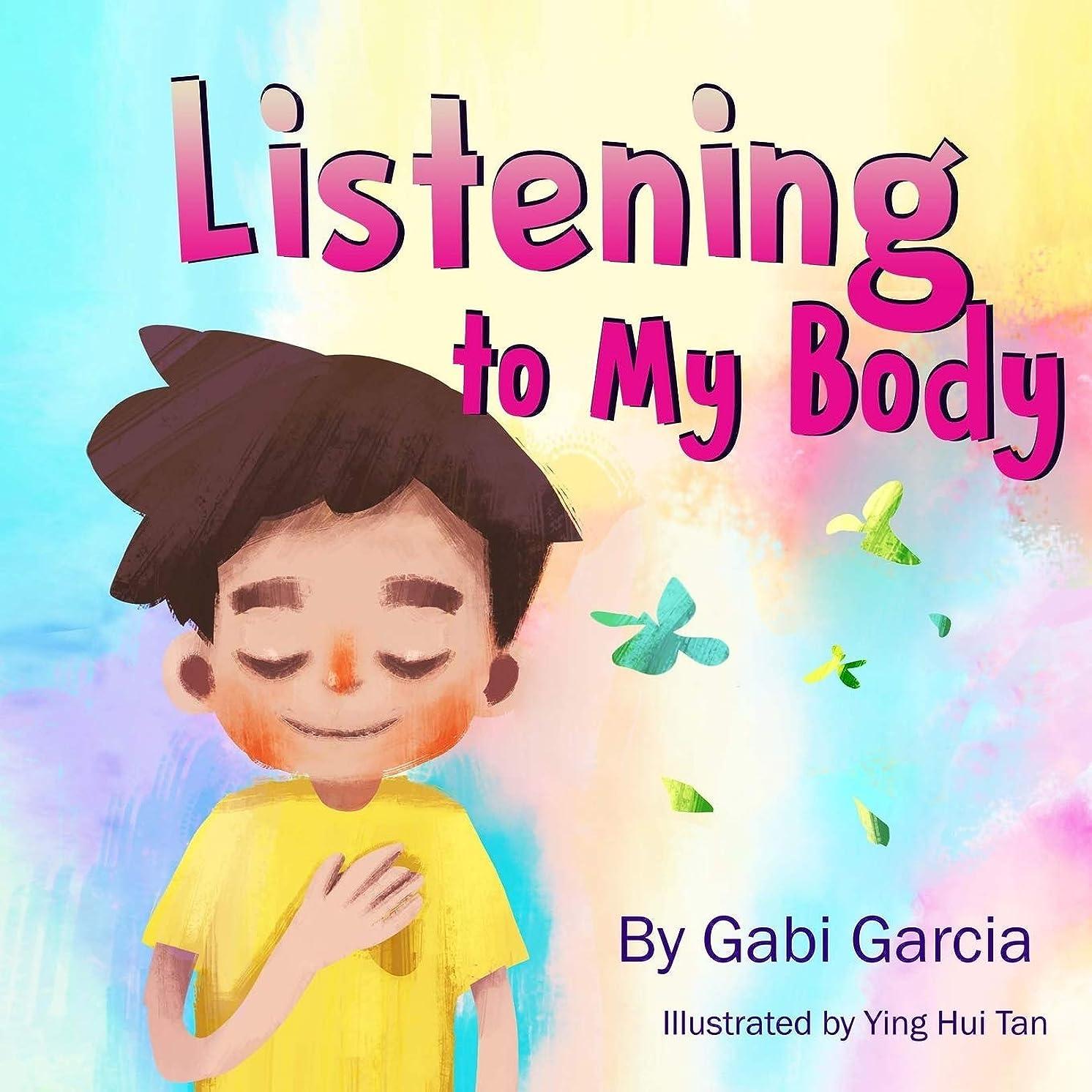 メイエラ電極バージンListening to My Body: A guide to helping kids understand the connection between their sensations (what the heck are those?) and feelings so that they can get better at figuring out what they need.