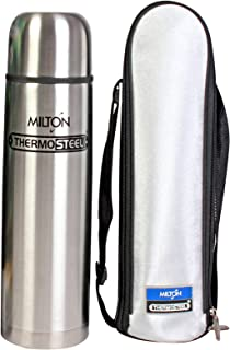 MILTON Thermosteel Flask, 350Ml (Ec-Tms-Fis-0044_Steel)