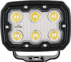 Vision X Lighting (DURA-610) Duralux Work Light, 6 LED, 10 Degree, Single Light