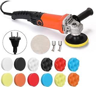 1200W 220Volt Adjustable Speed Car Electric Polisher Waxing Machine Automobile Furniture Polishing Tool