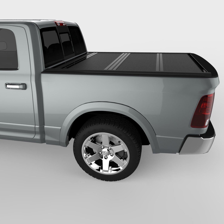 Undercover Flex Hard Folding Truck Bed Tonneau Cover Fx31006 Fits 09 20 Dodge Ram 1500 5 7 Bed Automotive Amazon Com