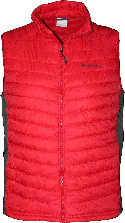 Columbia Men's Super-cheap 35% OFF South Valley Zip Vest Light Full