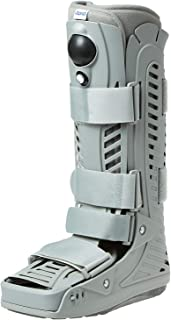 Iband Pro Air Walking Boot, High Top/Aircast Long Pneumatic Walker - AE026, Large