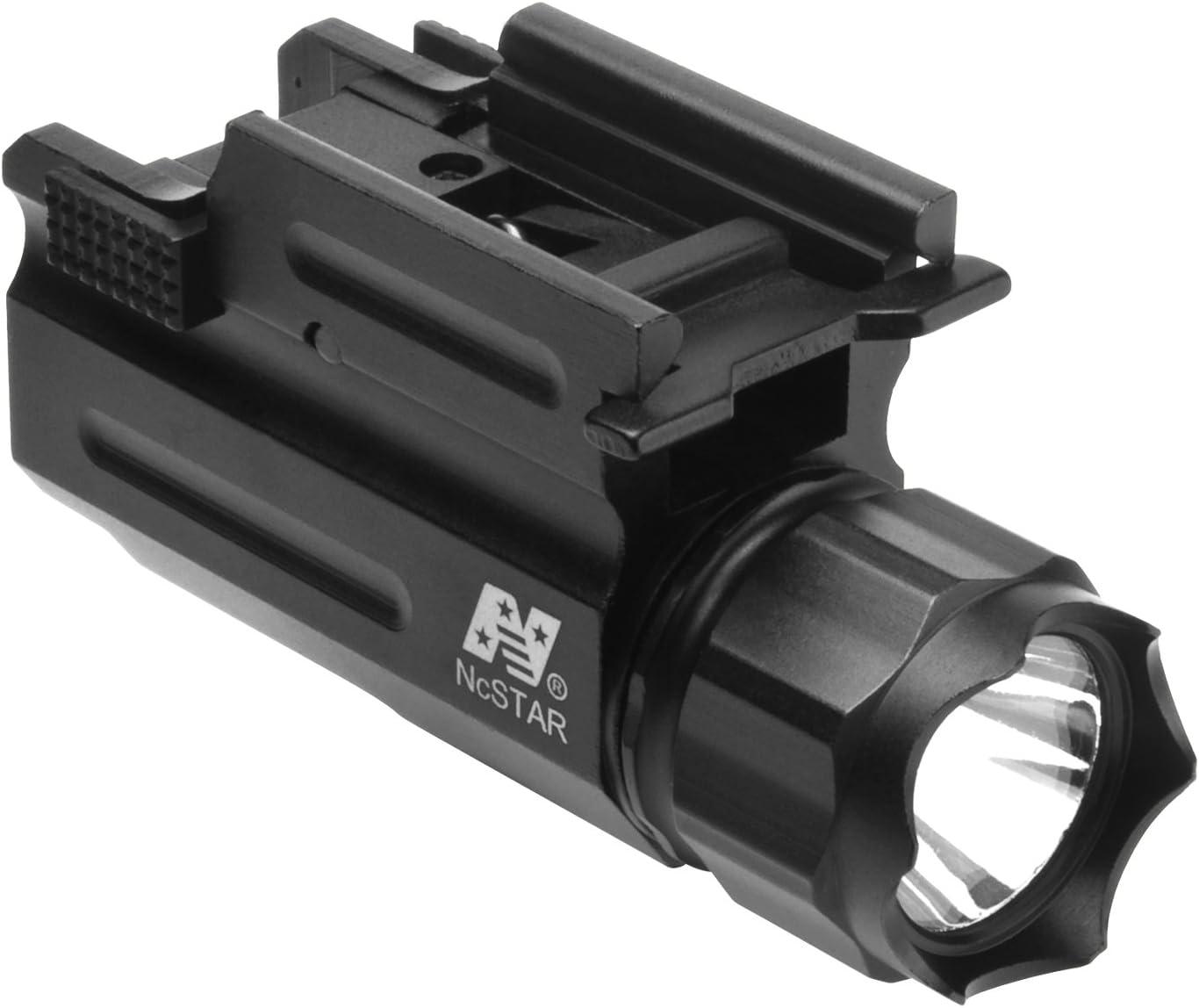 NcSTAR Weaver Mount Tactical LED Light Flashlight