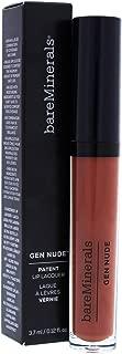 bareMinerals Gen Nude Patent Lip Lacquer - Hype, 3.7 ml