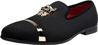 velvet slipper loafers