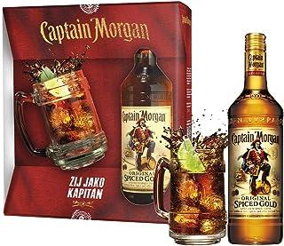 Captain Morgan Original Spiced Gold Set inkl. Krug und Geschenkverpackung 1 x 0.7 l