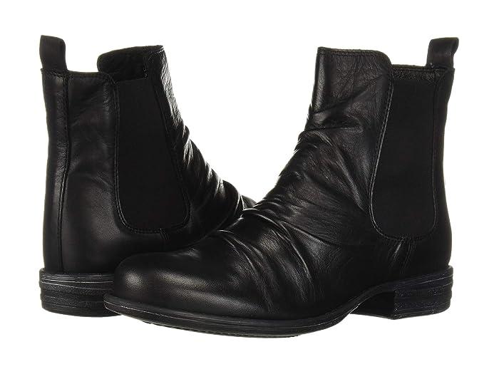 Miz Mooz  Lissie (Black 1) Womens Pull-on Boots