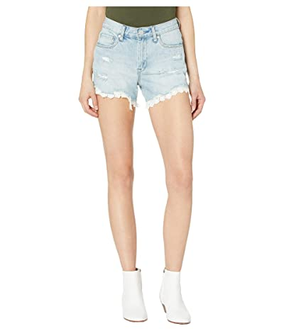 Blank NYC Barrow Shorts with Lace Detail in No Thrills (No Thrills) Women