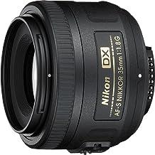 Nikon 35mm f/1.8G AF-S DX Lens for Nikon DSLR Cameras...