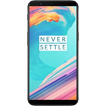 OnePlus 5T - Smartphone (SIM doble 4G, 15,3 cm (6.01