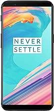 OnePlus 5T A5010 64GB Dual-SIM (GSM Only, No CDMA) Factory Unlocked 4G/LTE Smartphone (Midnight Black) - International Version
