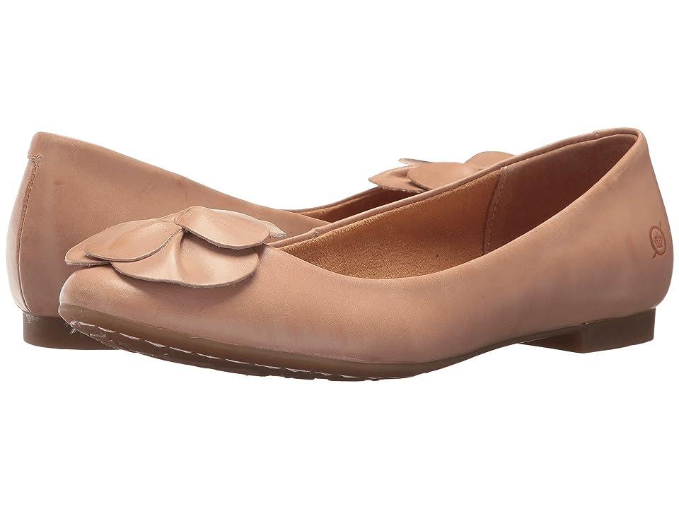 Born Annelie (Blush Full Grain Leather) Women