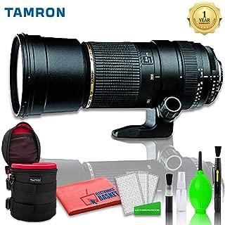 Tamron 200-500mm f/5-6.3 SP AF Di LD (IF) Lens for Sony Alpha (International Model) - 10 Inch Premium Lens Case - Maintenance Kit