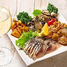 ディメール 酒のつまみ 魚介燻製セット 5種5品 調理一切なし! 解凍するだけの家飲みセット