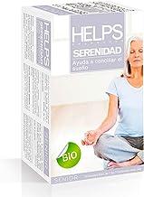 HELPS INFUSIONES - Infusión Relajante Ecológica De Melisa Y Rooibos. Té Relax Para Dormir Mejor. Helps Serenidad. Caja Con 20 Bolsitas.