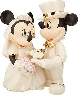 Lenox Disney's Showcase Minnie's Dream Wedding