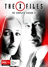 The X Files Season 11   NON-USA Format   PAL   Region 4 Import - Australia
