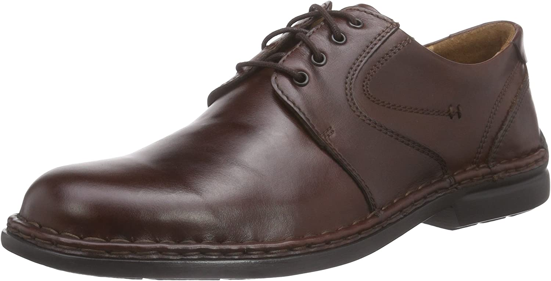 Josef Seibel Men's Walt Leather Lace Up Smart Shoes