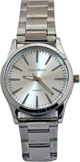 TREND DESIGN Casual Watch For Men Analog Stainless Steel - TD1