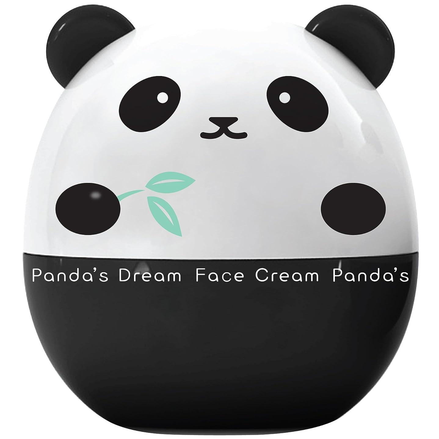 警告殺人栄光のトニーモリー Panda'sDream フェイスクリーム 50ml