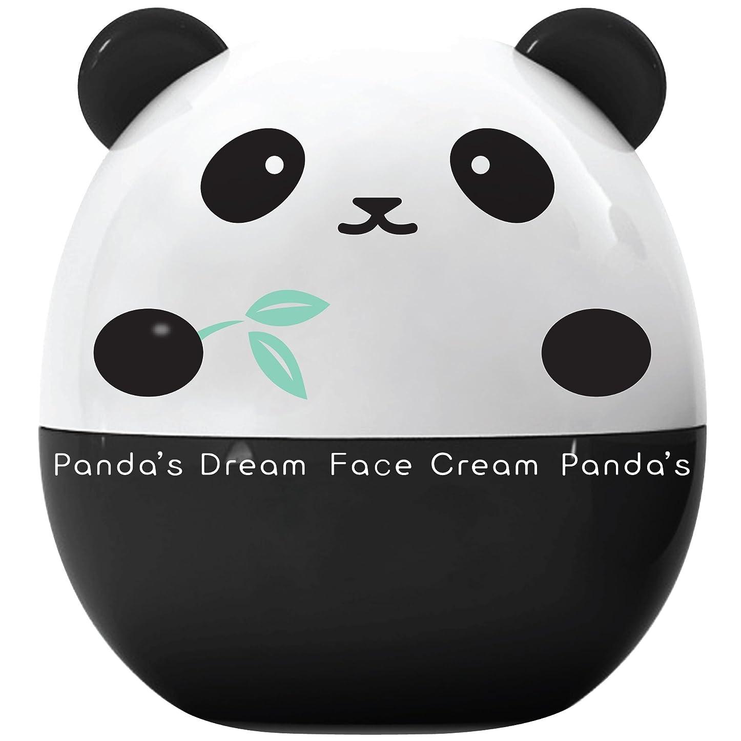 遊具フラッシュのように素早くカッタートニーモリー Panda'sDream フェイスクリーム 50ml