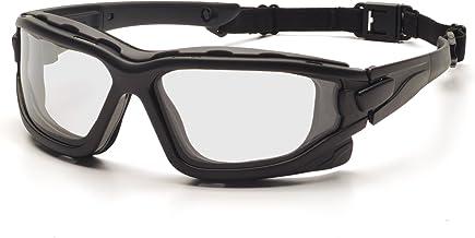 Pyramex I-Force Sporty Dual Pane Anti Fog Lens Goggle (Clear)