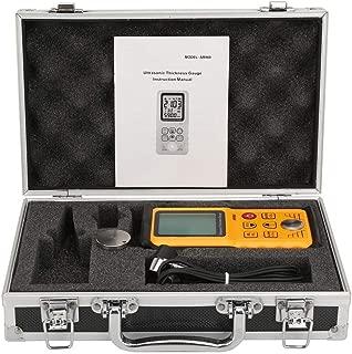 SENSOR INTELIGENTE AR860 Medidor de espesor de ultrasonidos digital Probador Rangos de medición 1.0-300.0mm (Acero)