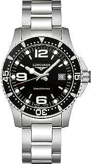 Longines HydroConquest Quartz Men's Watch L3.740.4.56.6