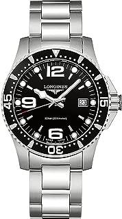 HydroConquest Quartz Men's Watch L3.740.4.56.6