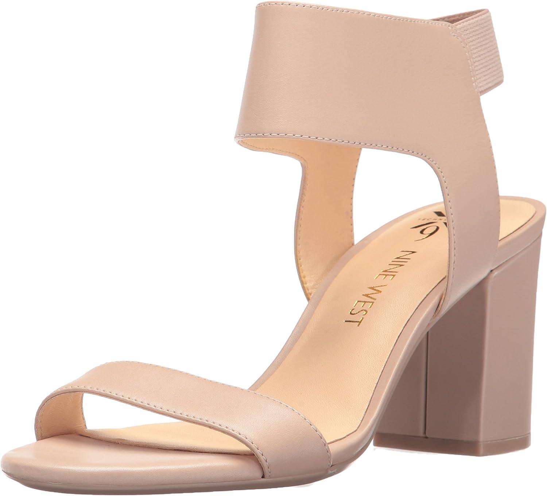 Nine West Women's GREENE9X9 LEATHER Sandals