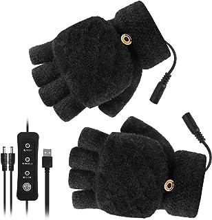 MC Trend Lot de 4 chauffe-mains r/éutilisables pour les doigts chauds en automne et en hiver