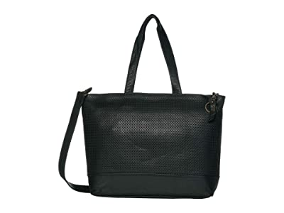 FRYE AND CO. Anise Tote (Black) Tote Handbags