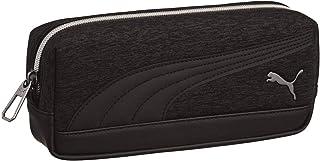 クツワ プーマ ペンケース ヘザーラインペンケース ブラック PM296BK