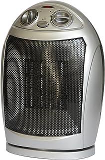 Ardes 480 - Calefactor (Calentador de ventilador, Piso, Plata, 1500 W, 220-240, Eléctrico)