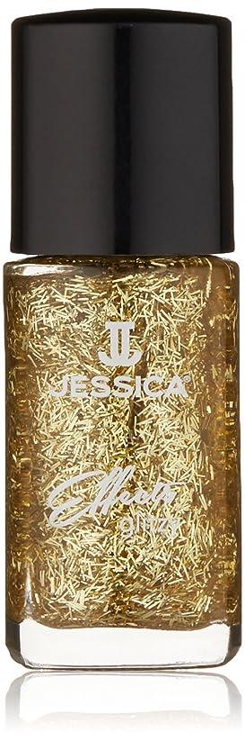 ルーフ見ました小屋Jessica Effects Nail Lacquer - Gold Digger - 15ml / 0.5oz