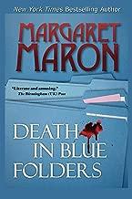 Death in Blue Folders (Sigrid Harald Series; 3)