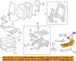 TOYOTA Genuine 71691-60020-B0 Seat Cushion Hinge Cover