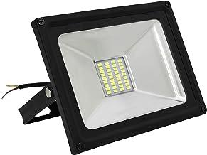 Refletor LED 6500K, Startec, 100400001, 30 W, Preto