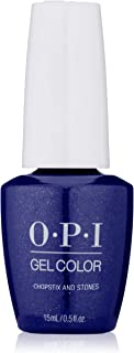 OPI GelColor Soak Off UV LED Gel Polish GCT91 Chopstix and Stones 15ml