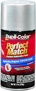 Dupli-Color (EBTY16027-6 PK) Silver Metallic Toyota Exact-Match Automotive Paint - 8 oz. Aerosol, (Case of 6)