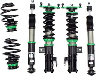 Rev9 R9-HS2-049_2 compatible with Scion iM (E180) 2016/Toyota Corolla iM (E180) 2017-18 Hyper-Street II Coilovers Lowering Kit, 32 Damping Level Adjustment, Ride Height Adjustable