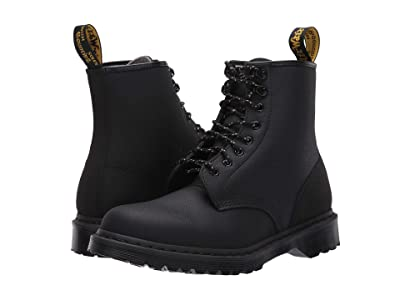Dr. Martens 1460 Core (Black Nubuck Lamper) Boots