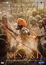 Kesari Hindi DVD ( All Regions English Subtitles )